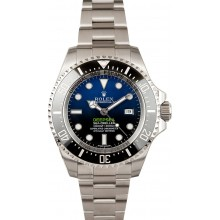 Men's Rolex Sea-Dweller Deepsea 116660 D-Blue JW0735