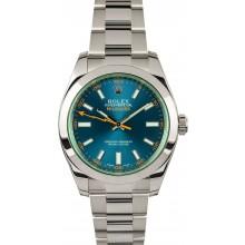 Milgauss Rolex 116400V JW0759