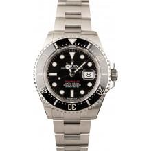 Replica 1:1 Rolex Sea-Dweller 126600 Black Ceramic Bezel JW2355