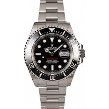 Replica Rolex Red Lettering Sea-Dweller 126600 with Factory Stickers JW2346