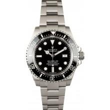Replica Rolex SeaDweller 116600 Ceramic JW2377