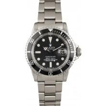 Replica Vintage 1975 Rolex Submariner 1680 Black Tritium Dial JW2845