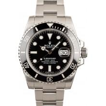 Rolex Black Ceramic Submariner 116610LN JW1653