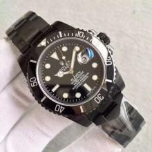Rolex Blaken Submariner 116610 Black Dial Bracelet WJ01141