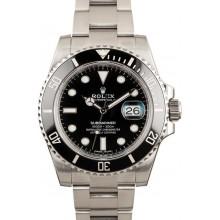 Rolex Ceramic Submariner Reference 116610 JW1676