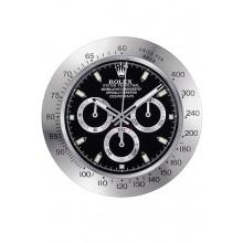 Rolex Daytona Cosmograph Wall Clock Silver-Black 621909