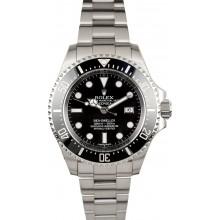 Rolex Deepsea 116660 Stainless Steel 44MM JW2084