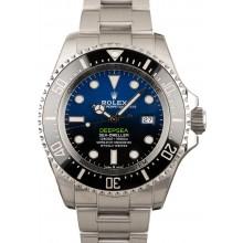 Rolex DeepSea 126660 D-Blue Dial JW2088
