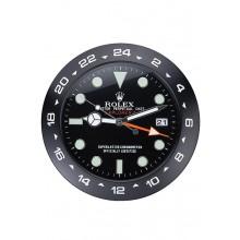 Rolex Explorer II Wall Clock Black 622477