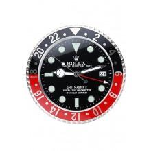 Rolex GMT Master II Wall Clock Black-Red 622478