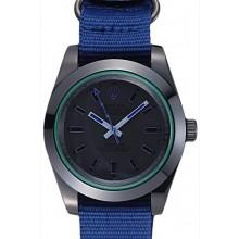 Rolex Milgauss Bamford Blue Nylon Strap 622005