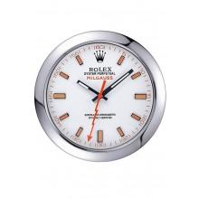 Rolex Milgauss Wall Clock Silver 621910