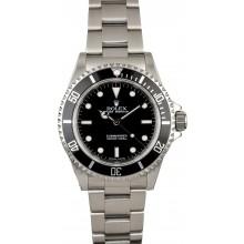 Rolex No Date Submariner Reference 14060M JW2219