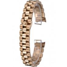 Rolex Polished and Brushed Gold Bracelet 622491