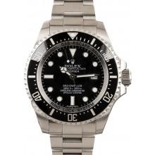 Rolex Sea-Dweller 116660 DeepSea Watch JW2352