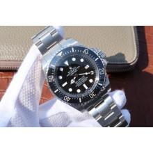 Rolex Sea-Dweller DEEPSEA 116660 Black Ceramic WJ00289