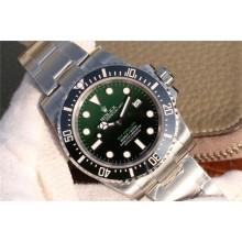 Rolex Sea-Dweller DEEPSEA 116660 D-Green Rolex WJ00506