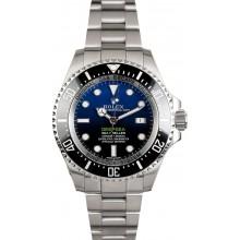Rolex Sea-Dweller Deepsea 116660 'James Cameron' D-Blue Dial JW2368