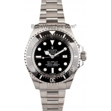 Rolex Sea-Dweller Deepsea 116660 Stainless JW2372