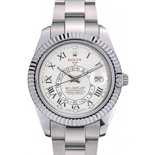 Rolex Sky Dweller Oyster Perpetual Special Edition 2012 Stainless Steel 80242