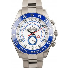 Rolex Stainless Yachtmaster II 116680 JW2388