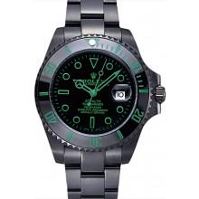 Rolex Stealth Submariner Black Ceramic 622007
