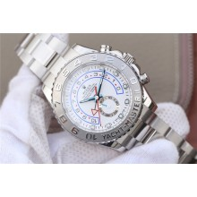 Rolex YachtMaster II 116689 White Dial Bracelet Rolex WJ01335