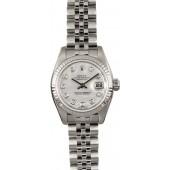Best Replica Rolex Ladies Datejust 179174 Diamond 100% Authentic JW0466