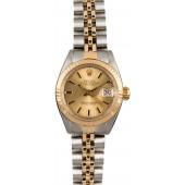Designer Vintage Rolex Ladies Datejust 6917 JW0647