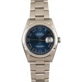 Fake Rolex Datejust 16200 Steel Oyster Band JW1865