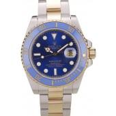 High Quality Rolex Submariner Blue Tachymeter Blue Dial 98230