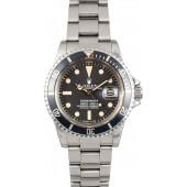 High Quality Rolex Vintage Submariner 1680 Date JW2555