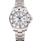 Imitation Rolex Submariner Bamford White Dial Stainless Steel Bracelet 1453863