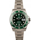 "Replica Rolex ""Hulk"" Submariner 116610VLV Green Ceramic Bezel T JW2194"