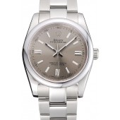 Replica Rolex Oyster Perpetual DateJust Stainless Steel Case Silver Dial Stainless Steel Bracelet 622640