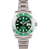 Replica Rolex Submariner 116610V Ceramic Green 'Hulk' JW2407