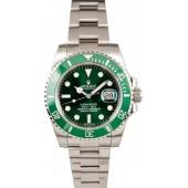 Rolex Submariner 116610LV Green Ceramic Bezel JW2404