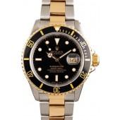 Rolex Submariner 16803 Men's Watch JW2470