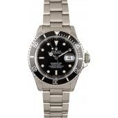 Rolex Submariner Watch 16610 Bob's Watches Watches JW2511