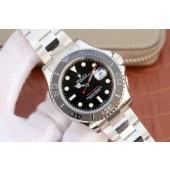 Rolex Yacht-Master 116622 Black Dial Bracelet WJ00888