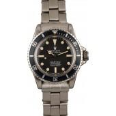 Vintage 1973 Rolex Submariner 5512 Feet First Dial JW2841