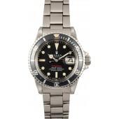 Vintage Rolex Red Submariner 1680 JW2948
