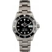 Vintage Rolex Submariner 168000 JW2955